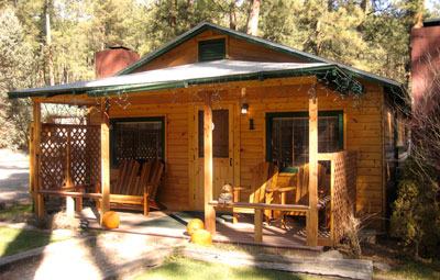 Ruidoso Lodge Cabin Rental 2 Bedroom Romantic Ruidoso